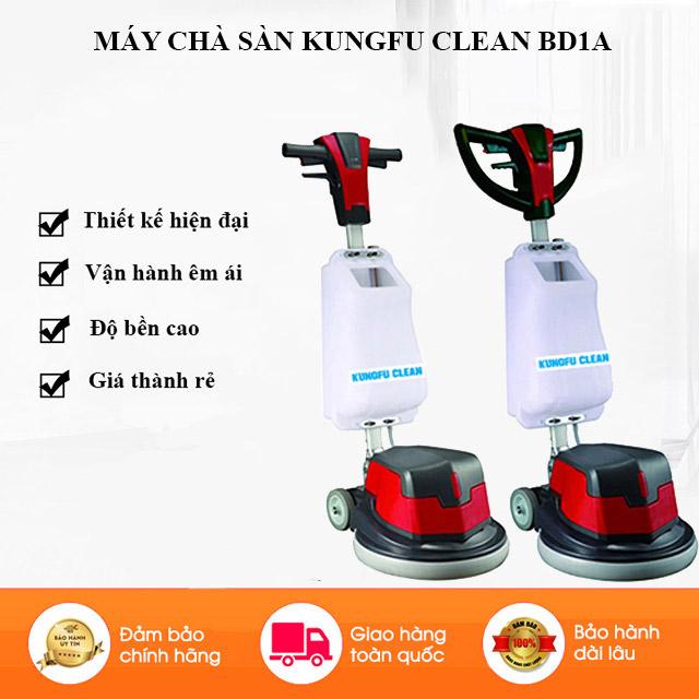 Model chà sàn Kungfu Clean BD1A