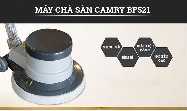 Máy chà sàn Camry BF521