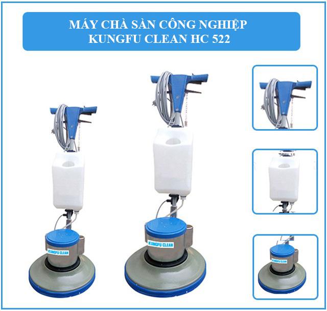 Kungfu Clean HC 522 - Sự lựa chọn hoàn hảo cho mọi doanh nghiệp