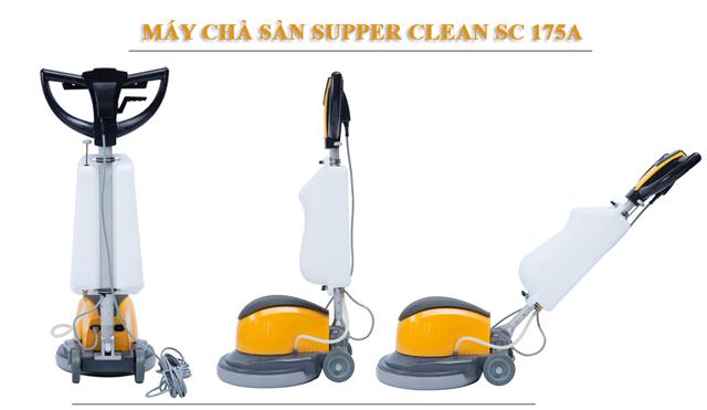 máy chà sàn công nghiệp Supper Clean SC 175A