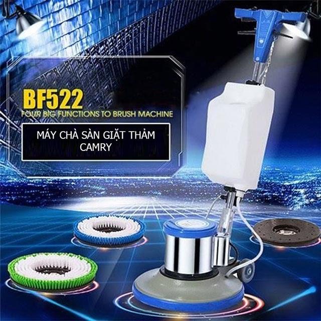 Máy chà sàn giặt thảm BF522