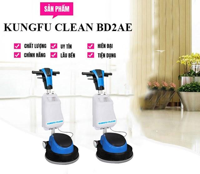 Model Kungfu Clean BD2AE