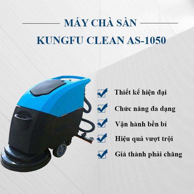 Model chà sàn Kungfu Clean AS-1050