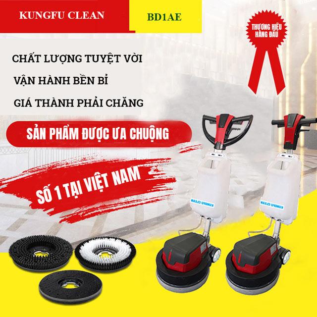 Model chà sàn Kungfu Clean BD1AE