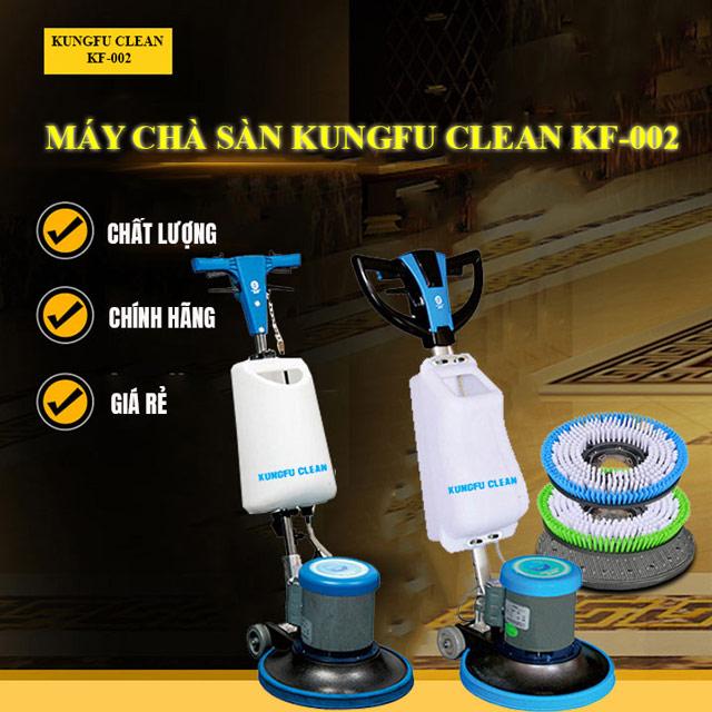 Model chà sàn Kungfu Clean KF-002