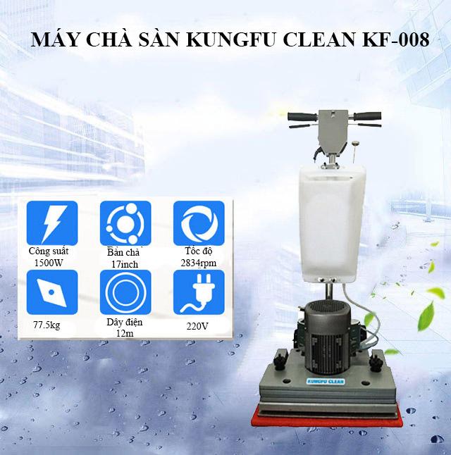 Model Kungfu Clean KF-008
