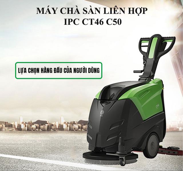 IPC CT46 C50 - Sự lựa chọn hàng đầu của người dùng