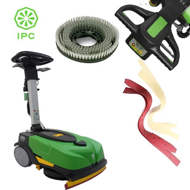 Máy chà sàn liên hợp mini IPC CT5 - Giải pháp tối ưu giúp vệ sinh sàn hiệu quả