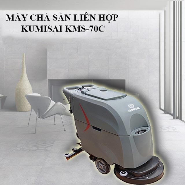 Máy chà sàn liên hợp Kumisai KMS-70C