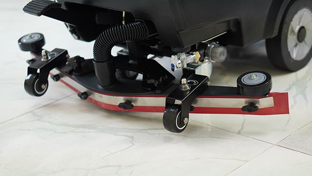 Máy chà sàn liên hợp cánh bướm Supper Clean SC2A-2