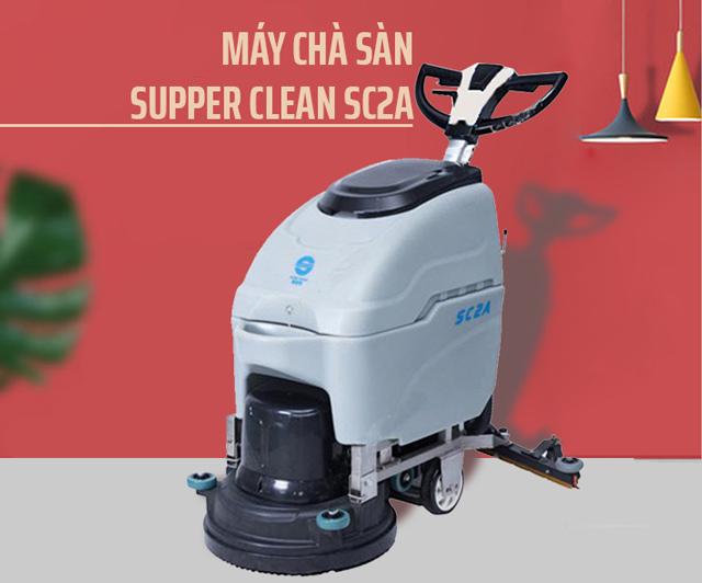 Máy chà sàn liên hợp cánh bướm Supper Clean SC2A-5