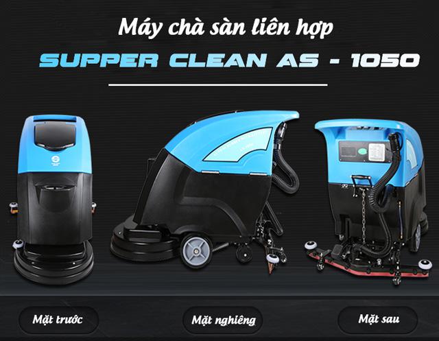 máy chà sàn liên hợp Supper Clean AS-1050-5