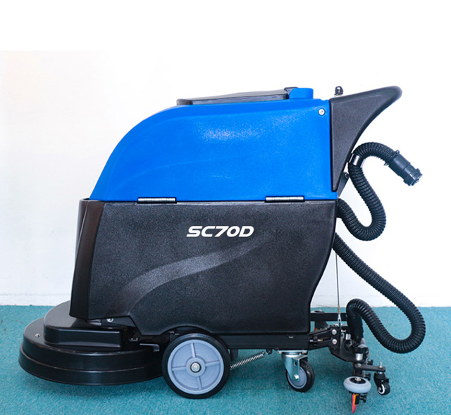Máy chà sàn liên hợp Supper Clean SC-70D-6