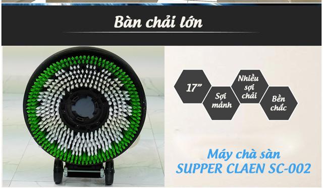 Máy chà sàn Supper Clean SC-002-5