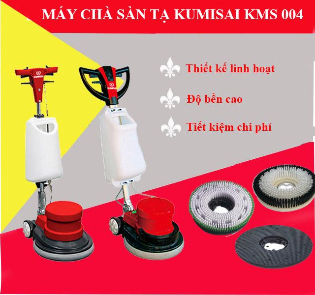 Máy chà sàn tạ Kumisai KMS-004