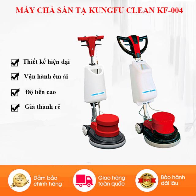 Model chà sàn tạ Kungfu Clean KF 004