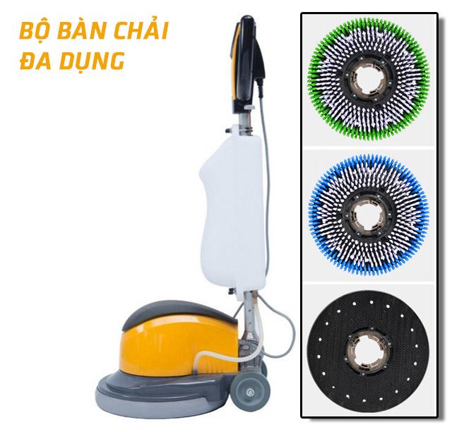 Máy chà sàn thảm công nghiệp Supper Clean BD2A-4