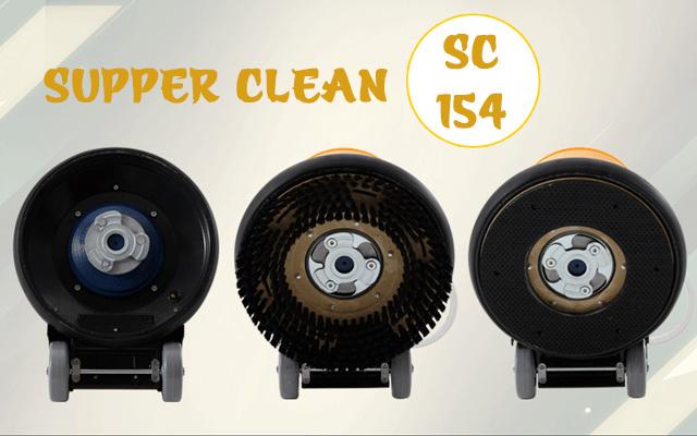 máy chà sàn Supper Clean SC 154 5