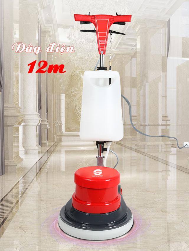 Máy chà sàn - thảm công nghiệp Supper Clean SC-005-1