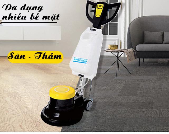 Máy chà sàn thảm Supper Clean SC 154A 5