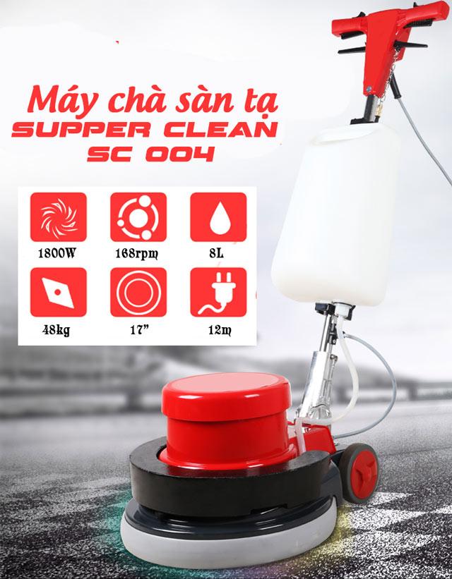 Máy chà sàn tạ Supper Clean SC004-1