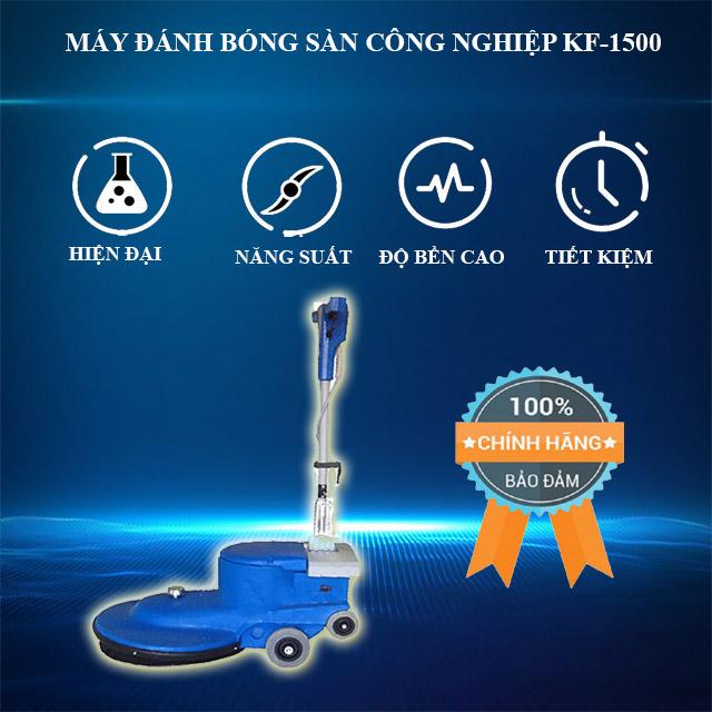 Model đánh sàn công nghiệp Kungfu Clean KF-1500