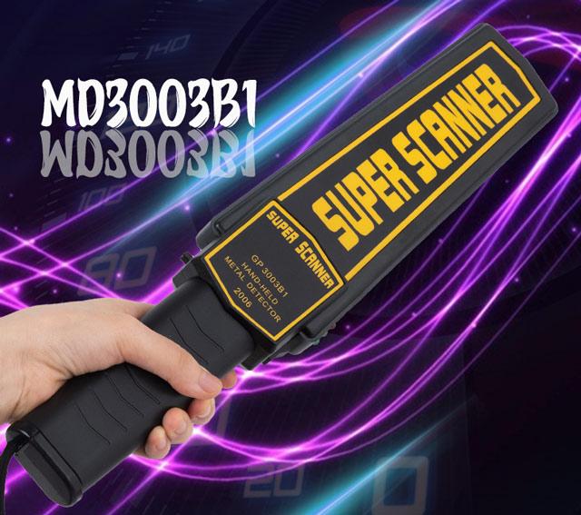 Máy dò kim loại cầm tay MD3003B1