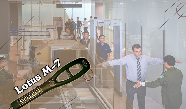 Lotus M-7 được ứng dụng rộng rãi