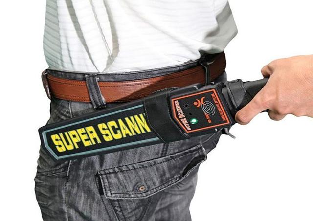 Super Scanner MD-3003 được ứng dụng rộng rãi