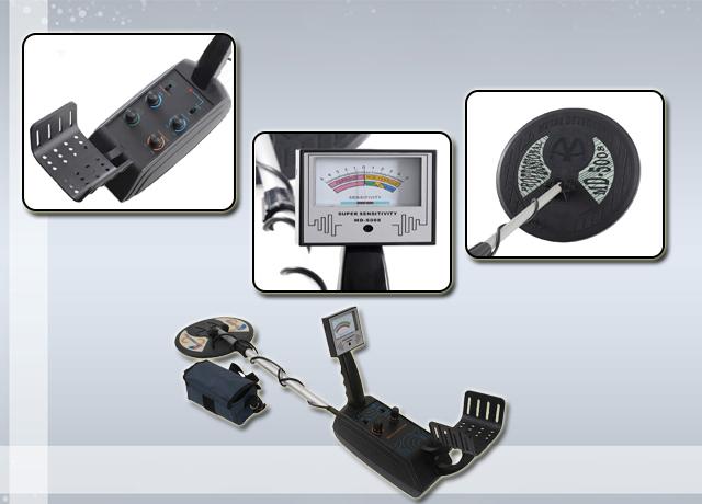 Một số bộ phận cấu tạo quan trọng của Scanner MD5008