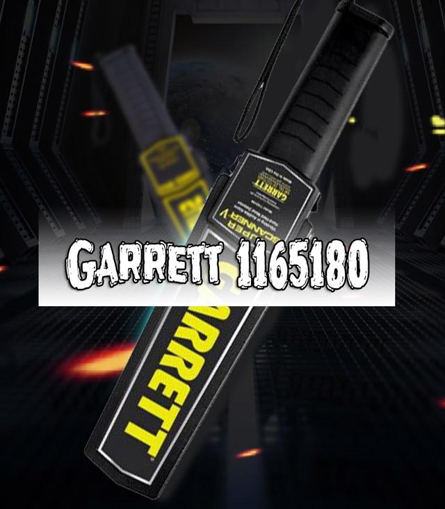 Máy dò kim loại Garrett 1165180
