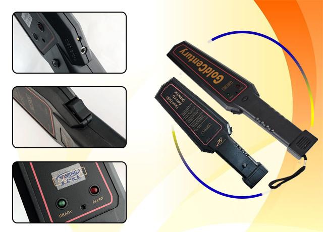 Bộ phận của máy dò kim loại GC-1001