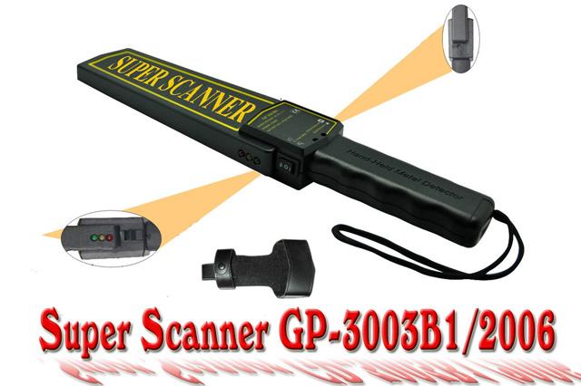 Máy dò kim loại Super Scanner GP-3003B1/ 2006