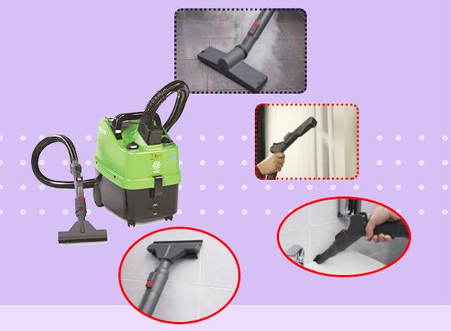 Phụ kiện của IPC SG30P cho phép thiết bị vệ sinh nhiều vị trí đa dạng