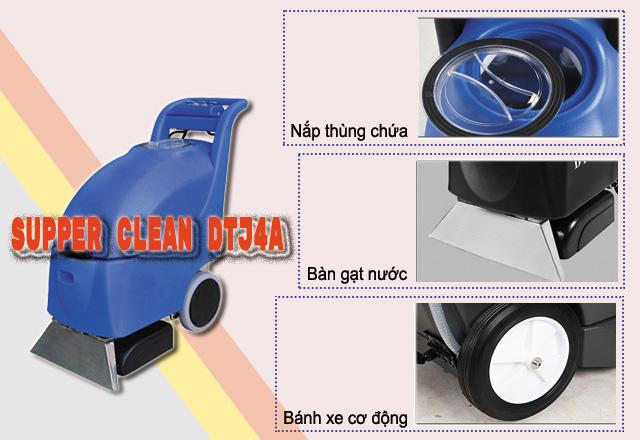 Máy giặt thảm Supper Clean DTJ4A