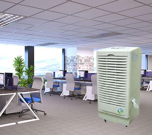 Máy hút ẩm công nghiệp Fujie HM-1388D có tính ứng dụng cao