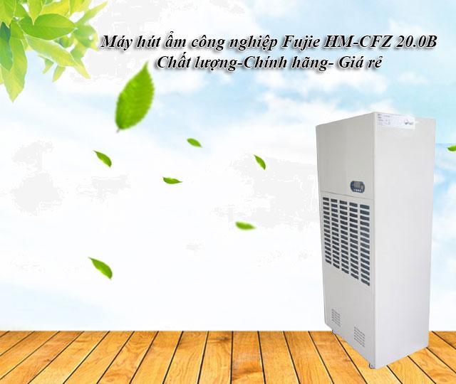Máy hút ẩm công nghiệp Fujie HM-CFZ 20.0B chính hãng