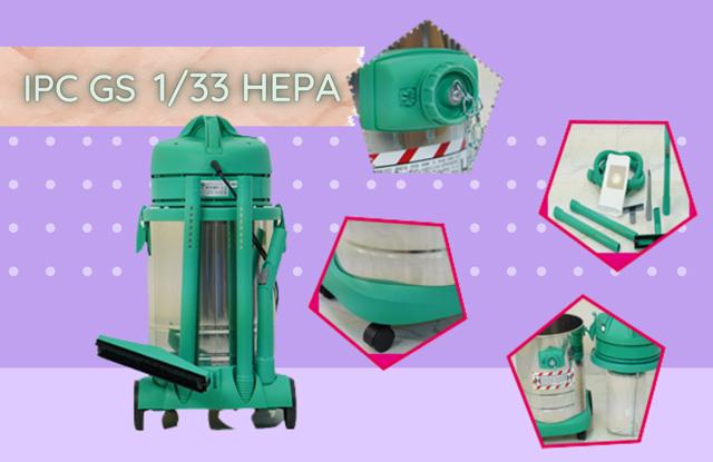Các bộ phận của IPC GS 1/33 Hepa chất lượng - bền bỉ