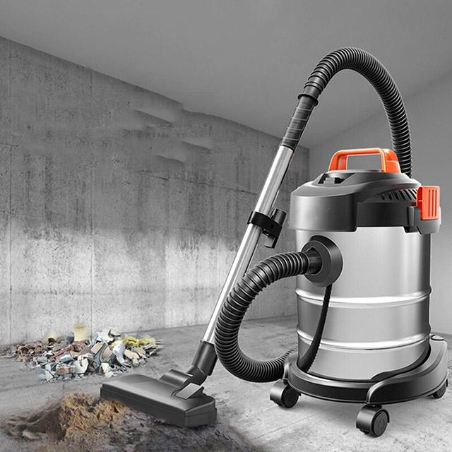 Máy hút bụi công nghiệp là thiết bị vệ sinh ưu việt