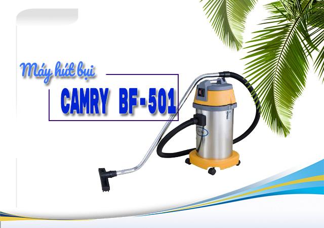 Model máy hút bụi công nghiệp Camry BF-501