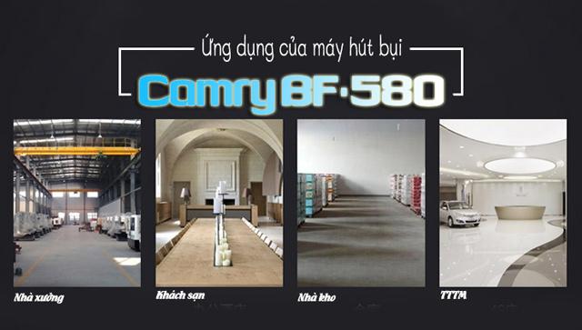 Ứng dụng của Camry BF-580