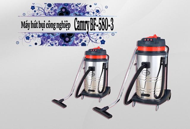 Model máy hút bụi công nghiệp Camry BF-580-3