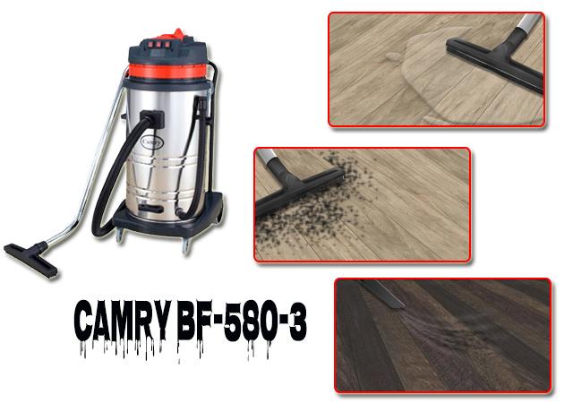 Các bộ phận của máy hút bụi Camry BF-580-3