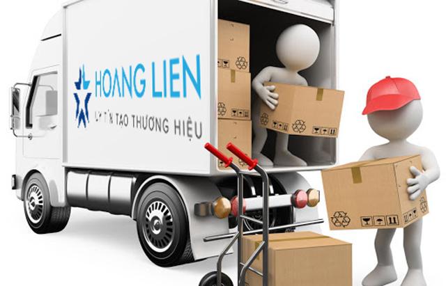 Hoàng Liên - hỗ trợ giao hàng tận nhà