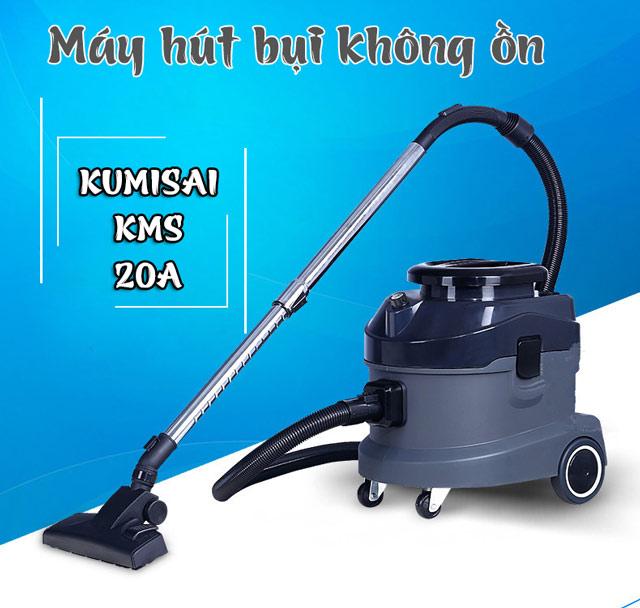 Máy hút bụi không ồn Kumisai KMS-20A