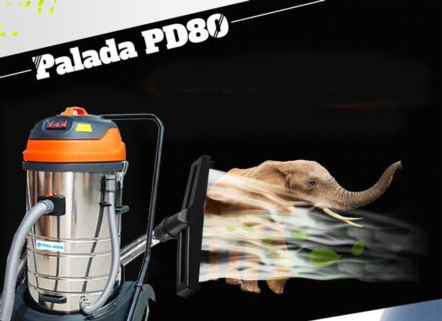 Máy hút bụi Palada PD80