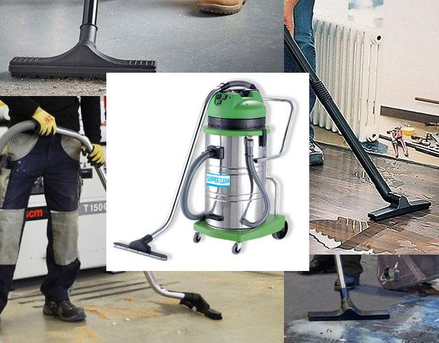Những lưu ý khi sử dụng máy hút bụi công nghiệp Supper Clean AC803