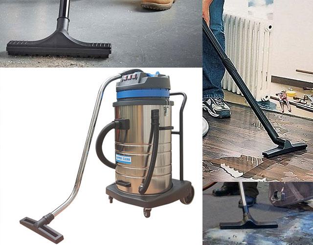 Ứng dụng của máy hút bụi công suất lớn Supper Clean SC80