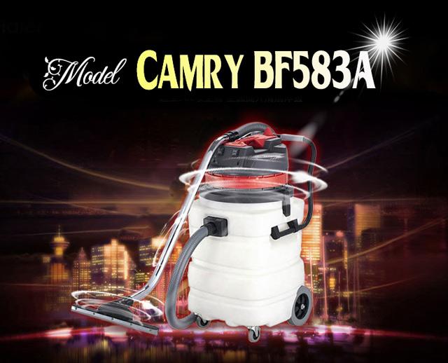 Máy hút bụi công nghiệp thùng nhựa Camry BF583A