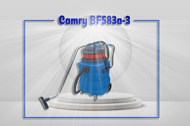 Máy hút bụi công nghiệp thùng nhựa Camry BF583a-3